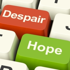 despair hope